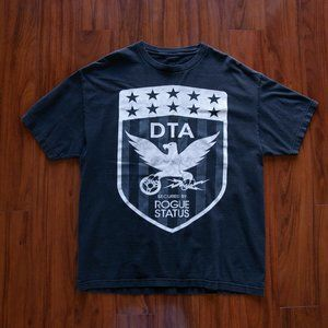 DTA Rogue Status Graphic T-Shirt